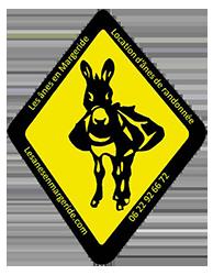 Logo Les ânes en Margeride