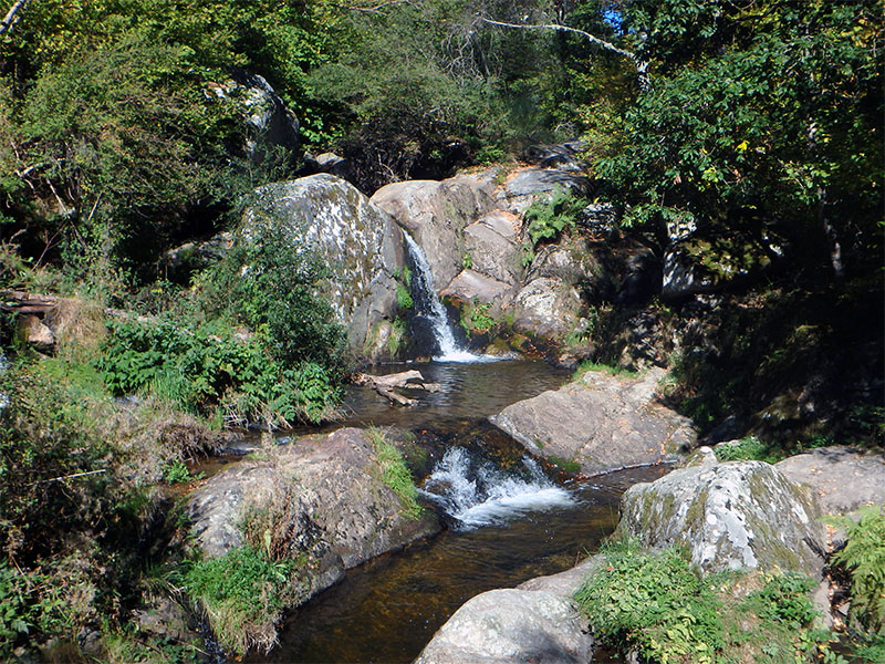La cascade du Franquet